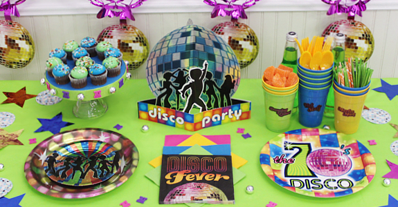 Birthday Direct Disco Party Supplies